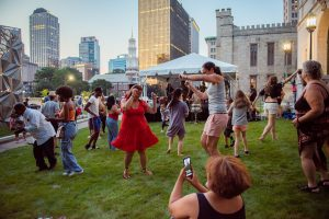 Summer Lawn Party: Featuring Cafeteria Radio