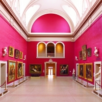 Morgan-Great-Hall-red
